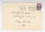 Jack P. Bell World War Two Correspondence #199