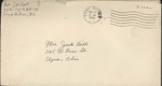 Jack P. Bell World War Two Correspondence #200