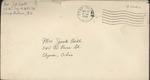 Jack P. Bell World War Two Correspondence #200