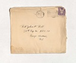 Jack P. Bell World War Two Correspondence #207