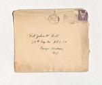 Jack P. Bell World War Two Correspondence #207