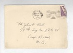 Jack P. Bell World War Two Correspondence #208