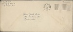 Jack P. Bell World War Two Correspondence #209