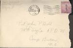 Jack P. Bell World War Two Correspondence #211