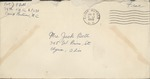 Jack P. Bell World War Two Correspondence #212
