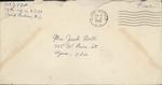 Jack P. Bell World War Two Correspondence #212