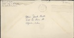 Jack P. Bell World War Two Correspondence #214