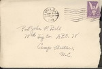 Jack P. Bell World War Two Correspondence #221