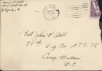 Jack P. Bell World War Two Correspondence #223