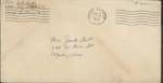 Jack P. Bell World War Two Correspondence #228
