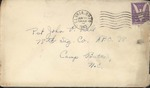 Jack P. Bell World War Two Correspondence #230
