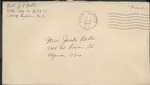 Jack P. Bell World War Two Correspondence #231