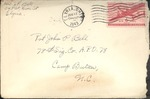 Jack P. Bell World War Two Correspondence #235