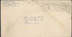 Jack P. Bell World War Two Correspondence #239