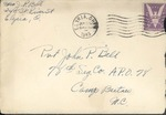 Jack P. Bell World War Two Correspondence #244