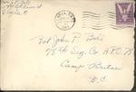 Jack P. Bell World War Two Correspondence #249