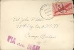 Jack P. Bell World War Two Correspondence #251