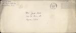 Jack P. Bell World War Two Correspondence #253