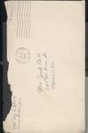 Jack P. Bell World War Two Correspondence #260