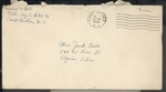 Jack P. Bell World War Two Correspondence #261