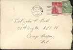 Jack P. Bell World War Two Correspondence #264