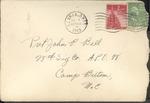 Jack P. Bell World War Two Correspondence #264