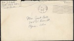 Jack P. Bell World War Two Correspondence #269