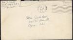Jack P. Bell World War Two Correspondence #269