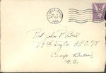 Jack P. Bell World War Two Correspondence #270