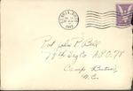Jack P. Bell World War Two Correspondence #270