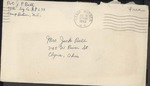 Jack P. Bell World War Two Correspondence #272
