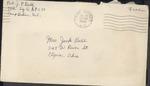Jack P. Bell World War Two Correspondence #272