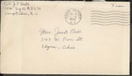 Jack P. Bell World War Two Correspondence #274