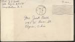 Jack P. Bell World War Two Correspondence #276