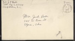 Jack P. Bell World War Two Correspondence #277