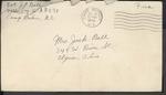 Jack P. Bell World War Two Correspondence #278