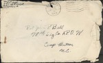 Jack P. Bell World War Two Correspondence #279