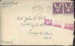 Jack P. Bell World War Two Correspondence #280