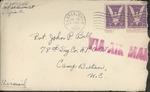 Jack P. Bell World War Two Correspondence #280