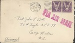Jack P. Bell World War Two Correspondence #281