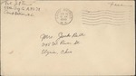 Jack P. Bell World War Two Correspondence #282