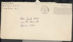Jack P. Bell World War Two Correspondence #286