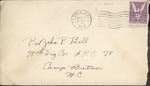 Jack P. Bell World War Two Correspondence #287