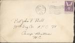 Jack P. Bell World War Two Correspondence #287