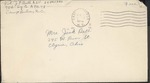 Jack P. Bell World War Two Correspondence #288