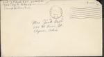 Jack P. Bell World War Two Correspondence #288