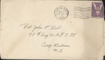 Jack P. Bell World War Two Correspondence #289