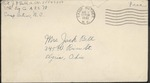 Jack P. Bell World War Two Correspondence #290