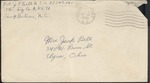 Jack P. Bell World War Two Correspondence #291