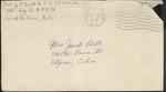 Jack P. Bell World War Two Correspondence #291